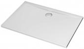 Ideal Standard Ultra Flat - Bac de douche rectangulaire ultra plat en acrylique sanitaire 1200 mm blanc