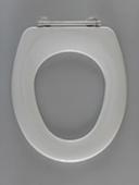 Ideal Standard CONTOUR - anneau de siège de toilette avec charnière piano