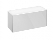 Keuco Royal Reflex - Bahut 34010 extrait avant, blanc / blanc