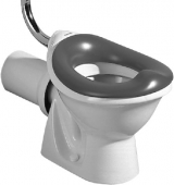 Keramag - Anneau de siège de toilette bébé