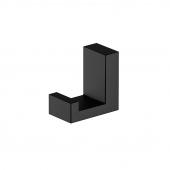 Steinberg Serie 460 - Handtuchhaken aus Messing matt black