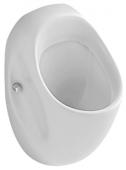 Villeroy & Boch O.novo - Absaug-Urinal 285 x 515 x 310 mm Zulauf verdeckt mit CeramicPlus weiß