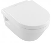 Villeroy & Boch Architectura - Tiefspülwand-WC mit WC-Sitz weiß