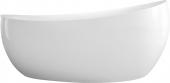 Villeroy & Boch Aveo - Freistehende Badewanne 1900 x 950 mm weiß alpin