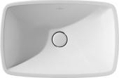 Villeroy & Boch Loop & Friends - Vasque à poser pour meuble 585x380 blanc sans CeramicPlus