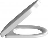 Villeroy & Boch O.novo - WC-Sitz mit QuickRelease und Soft Closing Funktion weiß alpin