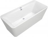Villeroy & Boch Squaro Edge 12 - Freistehende Badewanne 1800 x 800 mm weiß Bild 1