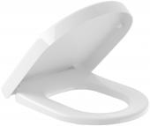 Villeroy & Boch Subway 2.0 - Siège de toilette amovible blanc