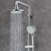 Grohe Tempesta Neu C System 160 - Duschsystem mit Thermostatbatterie für die Wandmontage chrom Milieu2