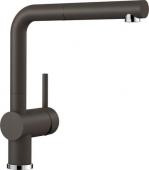 Blanco Linus-S - Küchenarmatur Silgranit-Look Hochdruck cafe