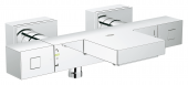 Grohe Grohtherm Cube - Thermostat-Wannenbatterie DN 15