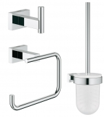 Grohe Essentials Cube - WC-Set 3 in 1