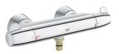 Grohe Grohtherm Special - Thermostat-Waschtisch-Batterie mit verdeckten S-Anschlüssen chrom