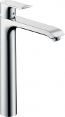 Hansgrohe Metris - Einhebel-Waschtischmischer 260 ohne Ablaufgarnitur für Waschschüsseln