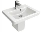 Villeroy & Boch Subway 2.0 - Handwaschbecken 450x370 weiß ohne CeramicPlus