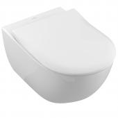 Villeroy & Boch Subway 2.0 - Tiefspül-Wand-WC Set weiss alpin CeramicPlus