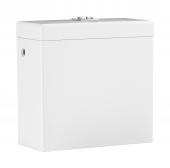 Grohe Cube - Aufputz-Spülkasten Anschluss seitlich weiß