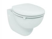 Ideal Standard Contour 21 - Wand-Tiefspül-WC Plus randlos SmartGuard 360 x 520 x 365 mm weiß