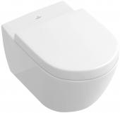Villeroy & Boch Subway 2.0 - WC-Tiefspülklosett spülrandlos weiß alpin CeramicPlus