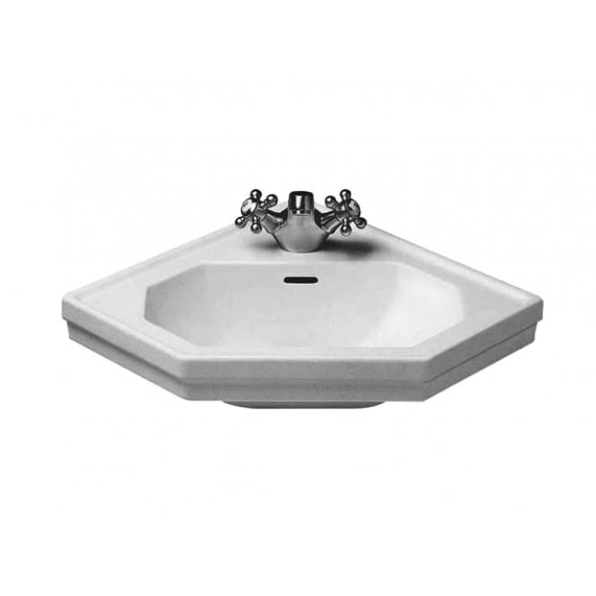 Duravit 1930 - Eck-Handwaschbecken 600 mm