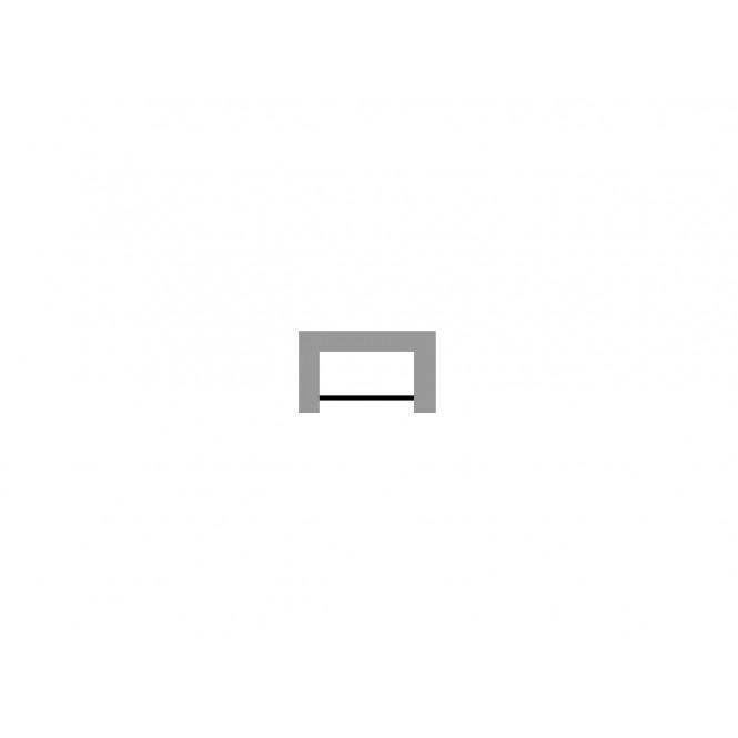 Duravit Darling New - Furniture panel 1690mm