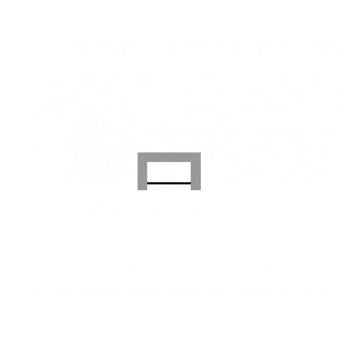 Duravit Darling New - Furniture panel 1890mm