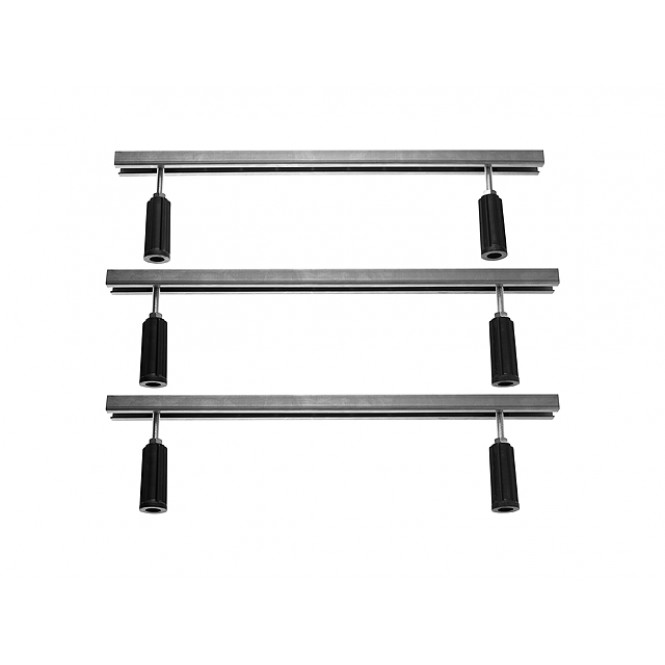 Duravit D-Code - Support frame for shower trays, with length> 1500mm