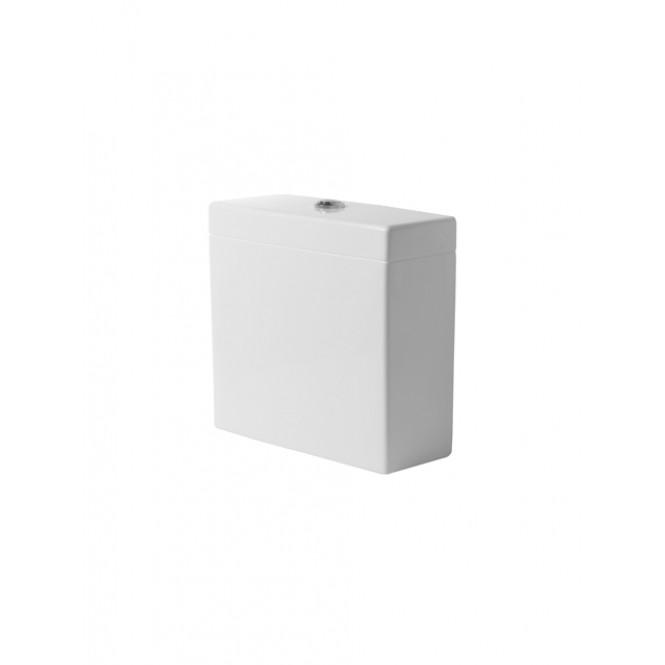 Duravit Vero - Spülkasten 385 x 160 mm schwarz