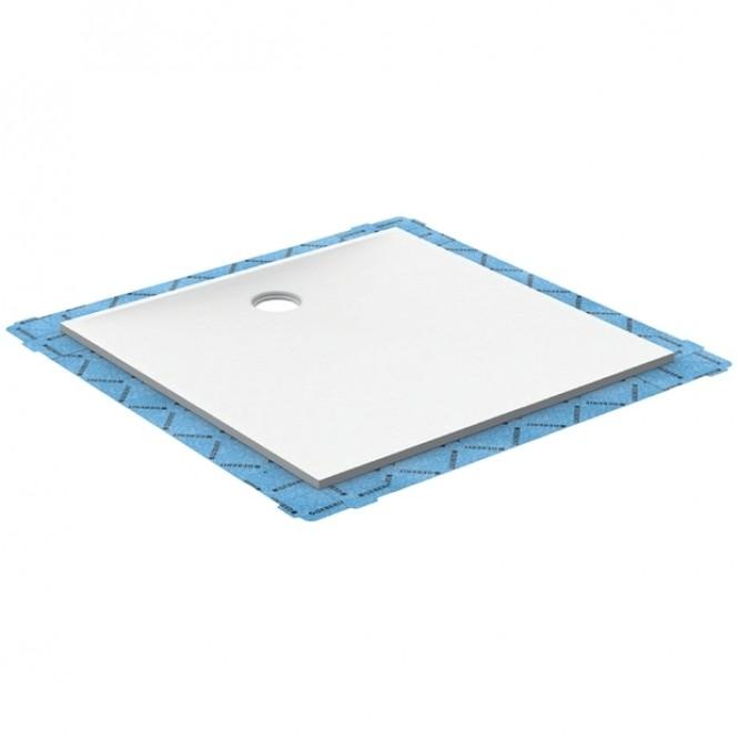 Geberit Setaplano - Duschfläche 800 x 1400 mm