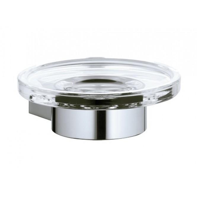 Keuco Plan - Soap dish real crystal