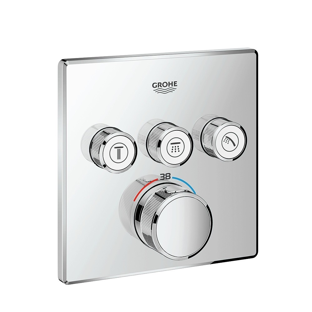 GROHE Grohtherm SmartControl - fitting