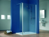 HSK Walk In Easy 1 - Walk In Easy 1 front element 1400 x 2000 mm, 96 special colors, 54 Chinchilla