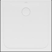 Villeroy & Boch Lifetime Plus - Duschwanne 1000 x 1000 x 35 mm weiß alpin