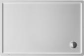 Duravit Starck - Duschwanne Slimline 1300x900 Rechteck weiß
