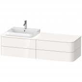 Duravit HappyD2Plus HP4963L2222