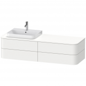 Duravit HappyD2Plus HP4963L3636