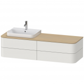 Duravit HappyD2Plus HP4963L3939