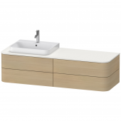Duravit HappyD2Plus HP4963L7171
