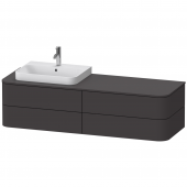 Duravit HappyD2Plus HP4963L8080