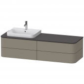 Duravit HappyD2Plus HP4963L9292