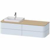 Duravit HappyD2Plus HP4963L9797