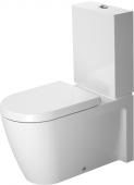 Duravit Starck 2 - Stand-Tiefspül-WC Kombi 720 mm