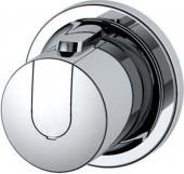 Ideal Standard CeraTherm 100 Neu - Concealed shut-off valve without Diverter chrome