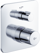 Ideal Standard Tonic II - Badethermostat 164 x 163 mm chrom