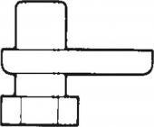 Ideal Standard Sonstige - Stud for extension threaded M8