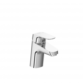 Ideal Standard Ceraflex - Waschtischarmatur mit Ablaufgarnitur Ausladung 101 mm chrom