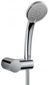 Ideal Standard Idealrain S3 - Handbrause-Set mit 3-Funktionshandbrause 80 mm (Brausen und Brausegarnituren)