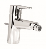Ideal Standard CONNECT BLUE - Single Lever Bidet Mixer with pop-up waste set chrome