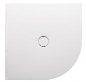 Bette BetteFloor Corner - Shower area floor white - 90 x 90