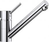 Blanco Antas-S - Küchenarmatur metallische Oberfläche Niederdruck chrom